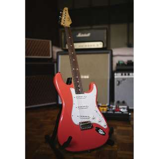 Suhr Classic Pro SSS - Fiesta Red Strat