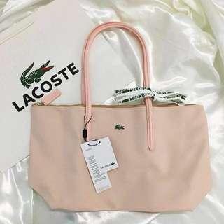 Authentic Lacoste Concept Shopping Bag