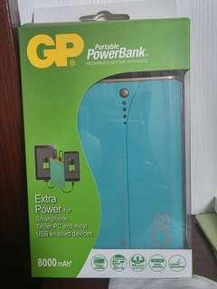 GP Portable PowerBank (8000 mAh)