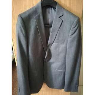 G2000 Suit & Dress Pant (Grey)