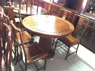 Dining table花梨木
