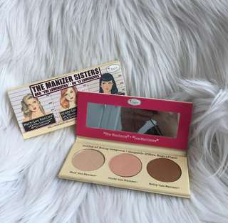 The Manizer Sisters The Balm
