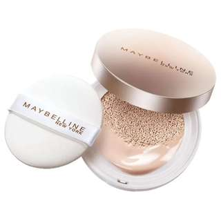 【38% OFF】Maybelline Super BB Cushion SPF29 / PA+++ #02 Light 14g