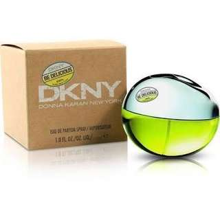 DKNY Be Delicious for Women Eau de Parfum 100ml Spray