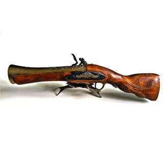 Replica Antique Blunderbuss Pistol