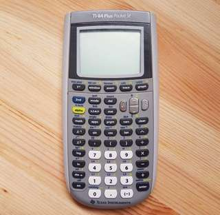 Texas Instrument TI-84 Plus Pocket SE Graphic Graphing Calculator GC for JC/Uni/NTU/NUS/SMU/SIM