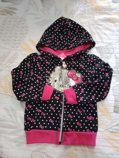 Auth. Hello Kitty Jacket