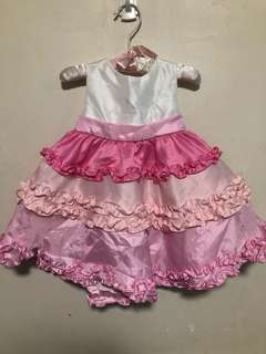 Pretty Dress for Your Little One (Size: 12 months)