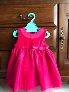 Carters pink formal dress / gown
