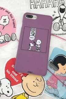 🚚 Snoopy iphone7 硬殼