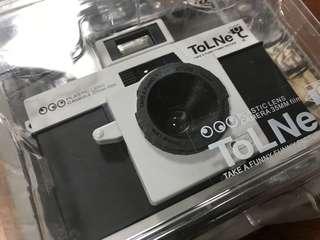 🚚 Takara Tomy Tolne 底片相機(黑灰色)