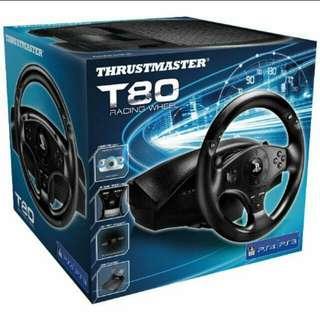Thrustmaster T80 Racing Steering