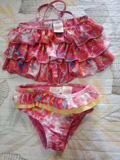 ImportedAuth. 2 pcs swimwear