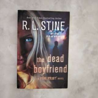 Fiction book THE DEAD BOYFRIEND