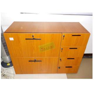 CUSTOMIZED WOODEN SIDE CABINET--KHOMI