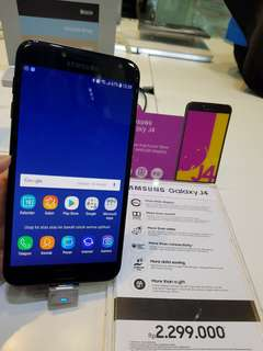 Samsung j4 kredit tanpa cc proses 3menit