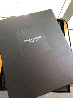 YSL notebook