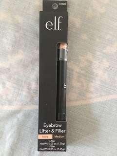 elf eyebrow lifter and filler medium