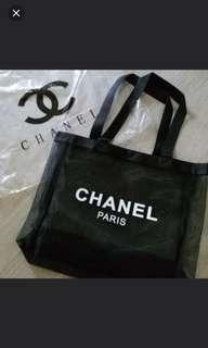 $100 gift 磁釦Chanel Tote Bag gift bag