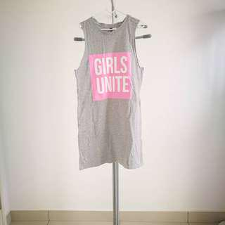 H&M Casual Shirt Dress Size UK10