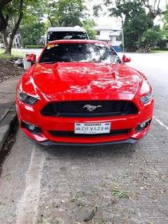 2018 Brandnew Ford Mustang 5.0L V8
