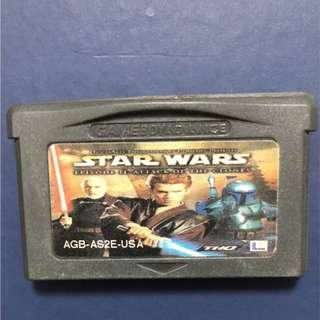 Gameboy Advance Star WarsⅡ