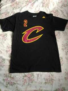 NBA Kyrie Irving Cavs Shirt