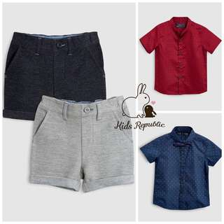 KIDS/ BABY - Shorts/ Shirt