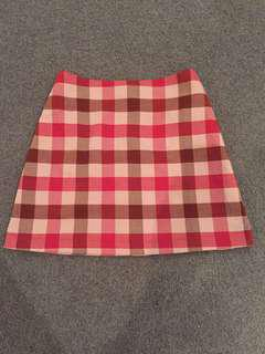 A-line skirt from glassons size 6