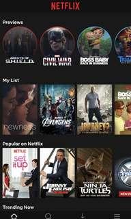 Lifelong Netflix UHD (Ultra High Definition) Account