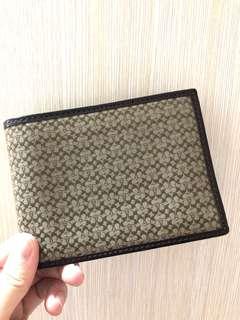 Coach wallet 銀包