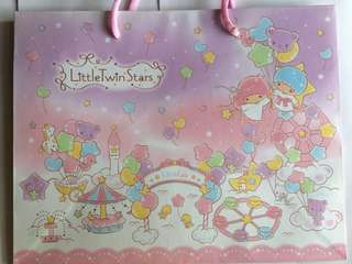 Little Twin Stars 紙袋