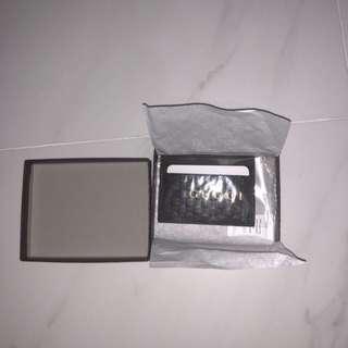 全新Gucci card holder 100%new and real