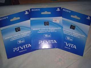 Ps vita memory card for sale