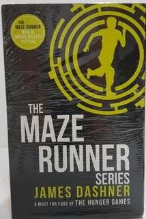 Maze Runner Series (3 Books Box Set)