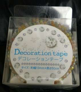 Decoration tape (購自日本) Japan