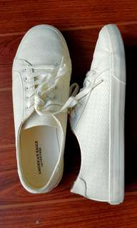 American Eagle White Sneakers