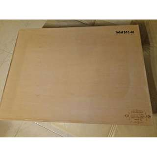 Wood Drawing Board 060x45x2.0