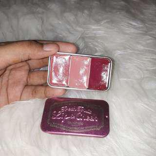 Lip n cheek 3 color (reprice from 80)