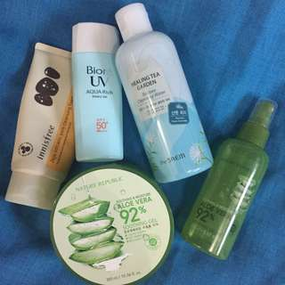 BUNDLE KOREAN SKINCARE