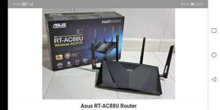 Asus Router RT - AC88U