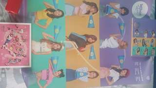 Twice Posters - Twicetagram, What is Love Version A&B