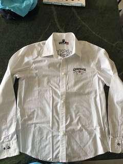 QuickSilver style men shirt 澳洲品牌QuickSilver型格恤衫