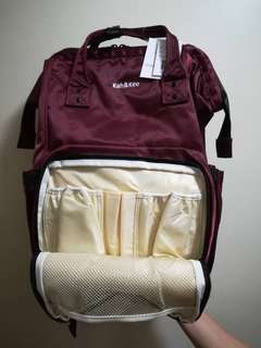 Insulated Diaper Bags From Japan
