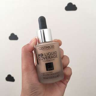 CATRICE FULL COVERAGE SHARE IN JAR