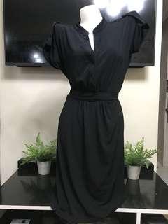GAP Black Formal Dress