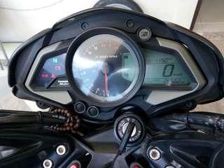 Kawasaki Rouser 200NS