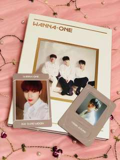 Wanna One Undivided Album Lean On Me ver