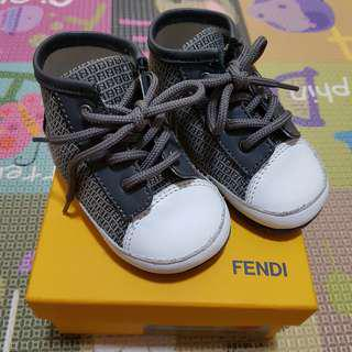 Fendi Baby Prewalker Shoes