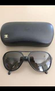 Chanel Authentic Glitter Sunglasses